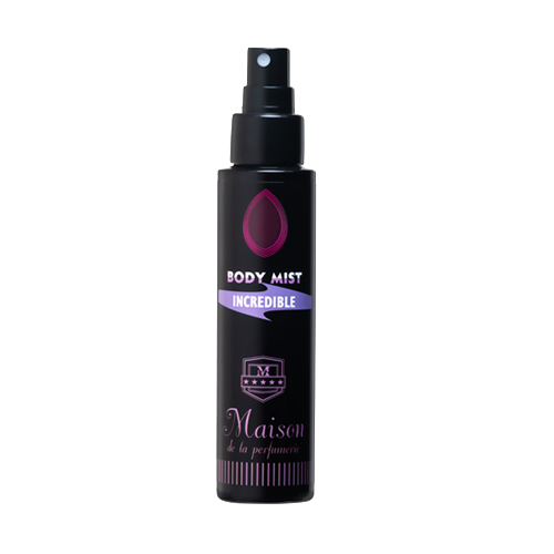 Body mist incredible